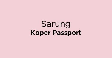 Sarung Koper Passport