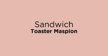 Sandwich Toaster Maspion