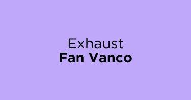 Exhaust Fan Vanco