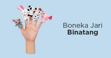 Jual Boneka Jari Binatang  a22886d4d7