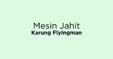 Mesin Jahit Karung Flyingman