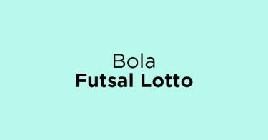 Bola Futsal Lotto