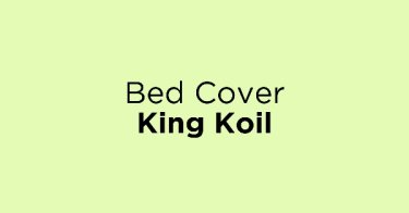Bed Cover King Koil