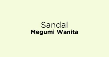 Sandal Megumi Wanita