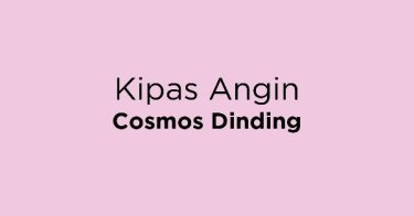 Kipas Angin Cosmos Dinding Sumatera Selatan