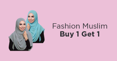 Fashion Muslim Buy 1 Get 1