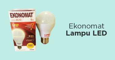 Ekonomat Lampu LED DKI Jakarta