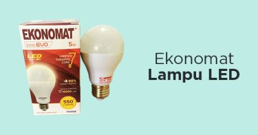 Ekonomat Lampu LED