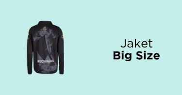 Jaket Big Size Cimahi