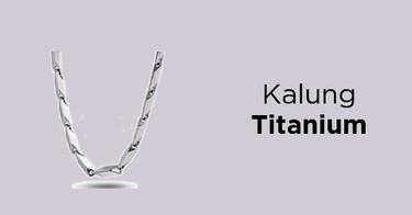 Kalung Titanium Palembang