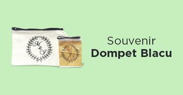 Souvenir Dompet Blacu