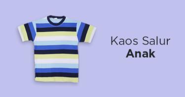 Kaos Salur Anak Lampung