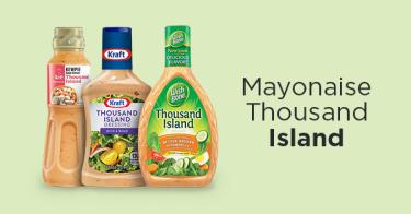 Mayonaise Thousand Island
