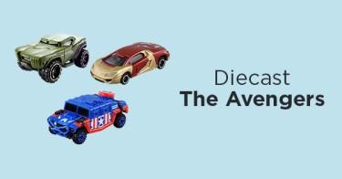 Jual Diecast The Avengers dengan Harga Terbaik dan Terlengkap