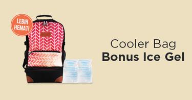 Cooler Bag Free Ice Gel