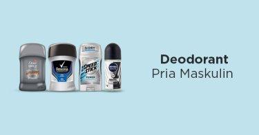Deodorant Pria