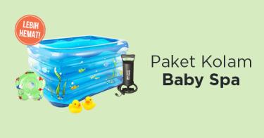 Paket Kolam Baby Spa Depok