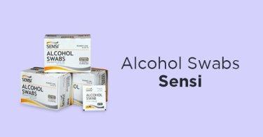 Alcohol Swabs Sensi Jakarta Pusat