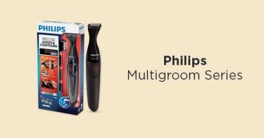 Jual Philips MultiGroom dengan Harga Terbaik dan Terlengkap