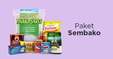 Paket Sembako