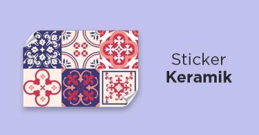 Sticker Keramik Jawa Barat