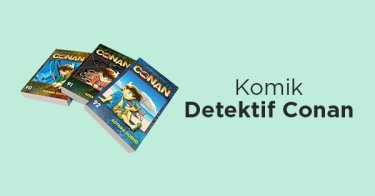 Komik Conan Palembang