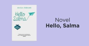 Novel Hello, Salma Jakarta Barat