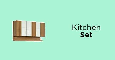 Kitchen Set Jakarta Pusat