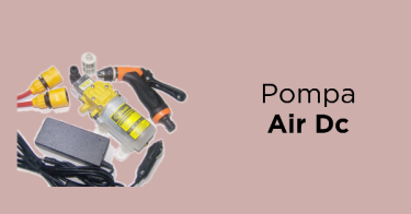 Pompa Air Dc