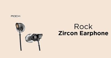 Rock Zircon Earphone