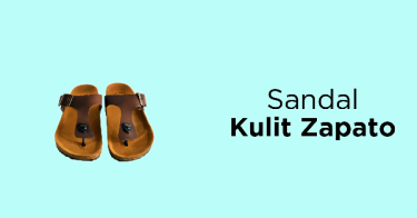 Sandal Kulit Zapato