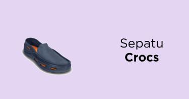 Sepatu Crocs
