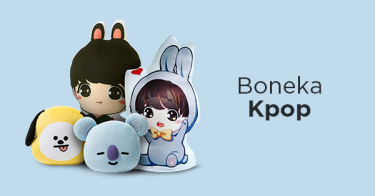 Boneka Kpop
