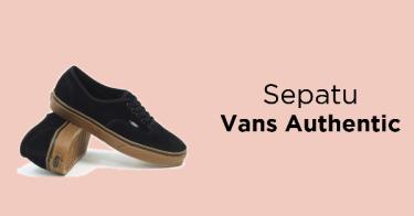 Sepatu Vans Authentic