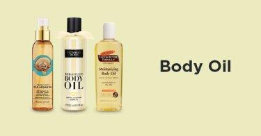 Jual Body Oil dengan Harga Terbaik dan Terlengkap