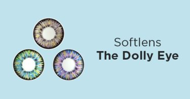 Softlens The Dolly Eye