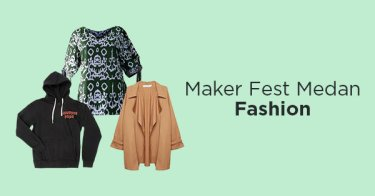 Maker Fest Medan Fashion
