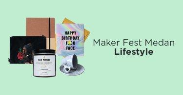 Maker Fest Medan Lifestyle