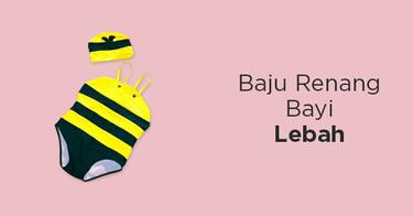 Baju Renang Bayi Lebah
