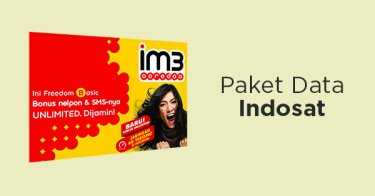 Paket Data Indosat