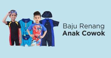 Baju Renang Anak Laki-Laki DKI Jakarta