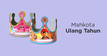 Mahkota Ulang Tahun