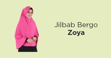 Jilbab Bergo Zoya