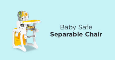 Baby Safe Separable Chair