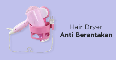 Tempat Hair Dryer