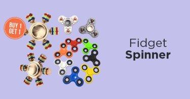 Paket Fidget Spinner
