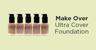 Make Over Ultra Cover Foundation