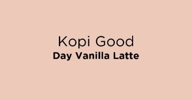 Kopi Good Day Vanilla Latte