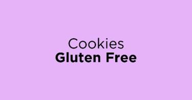 Cookies Gluten Free