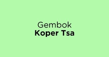 Gembok Koper Tsa